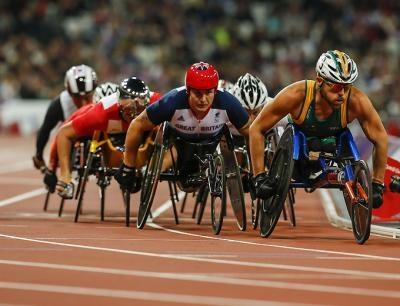 Kurt looks forward to marathon | London 2012 - Official Australian Paralympic Team Website