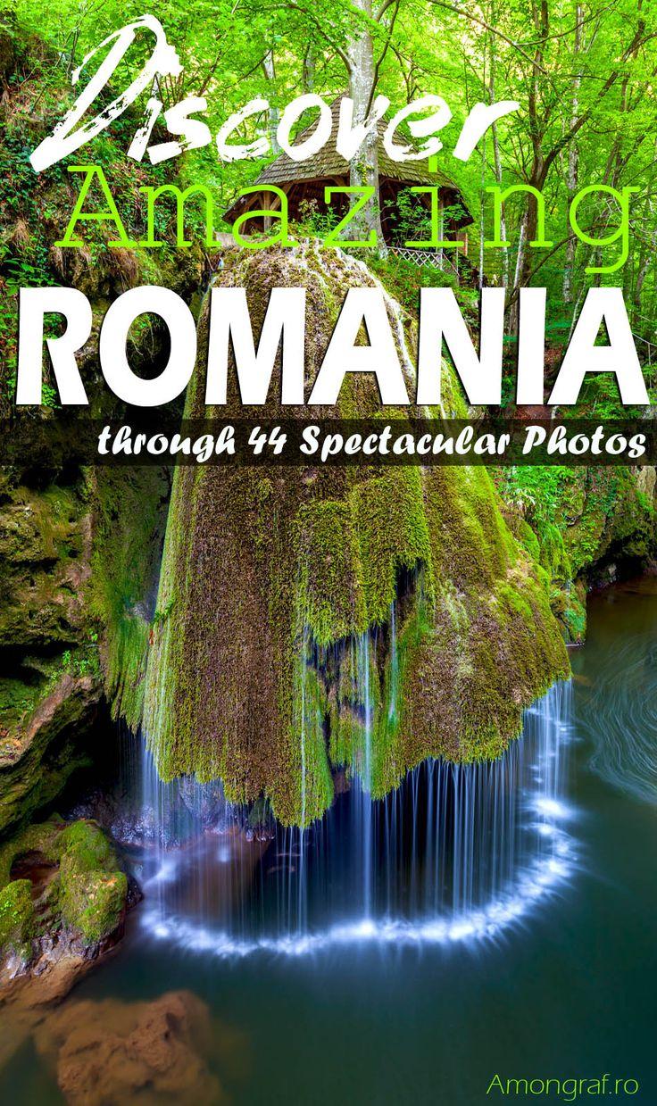Discover Amazing Romania through 44 Spectacular Photos #romania #travel #repin