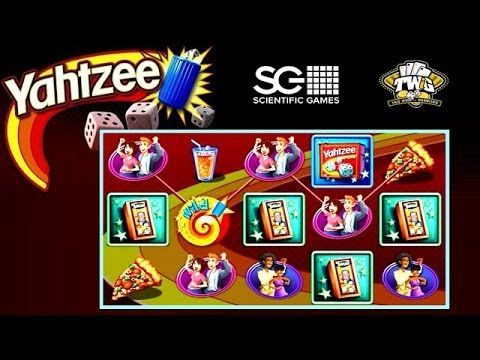 Yahtzee Online Slot from Scientific Games