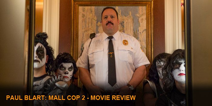 Kevin James is back as the bumbling mall security guard at the West Orange Pavilion Mall, New Jersey, who after six years of keeping the mall safe finally gets a well-deserved vacation. The film commences by showing us the bout of bad luck Paul has just been through; first he gets divorced after just six days of marriage and then his mother passes away after being hit by a milk truck, among other sad occurrences. An invitation to a security guard convention in Las Vegas...