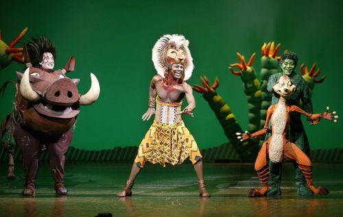 , 'The Lion King' San Jose 2015