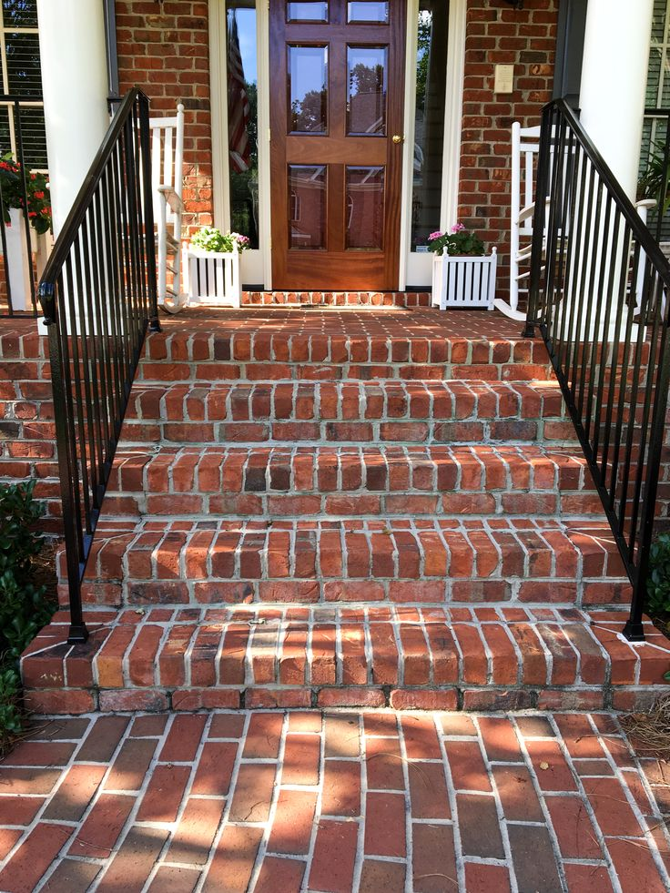 Best 55 Best Brick Stairs And Entranceways Images On Pinterest 400 x 300