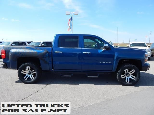 2015 Chevy Silverado 1500 Southern Comfort Reaper Lifted Chevy
