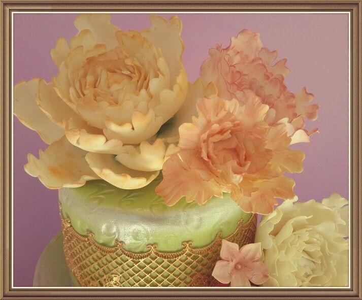 Wedding cake @macachoux 3