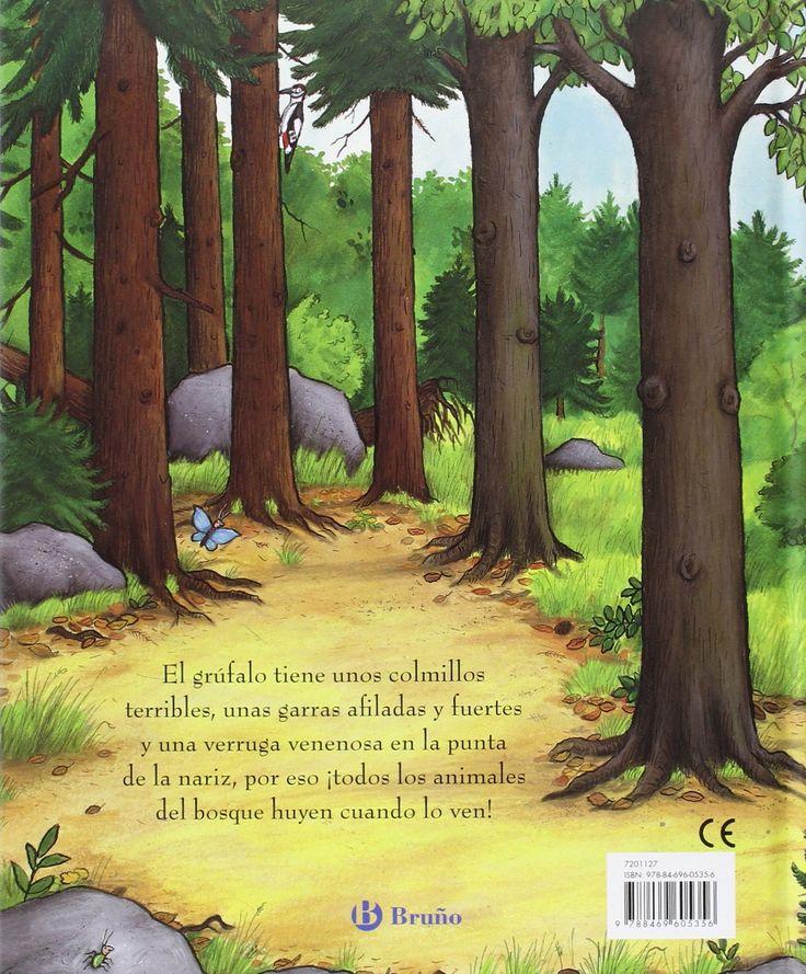 El Grúfalo Castellano - A Partir De 3 Años - Personajes - El Grúfalo: Amazon.es: Julia Donaldson, Axel Scheffler, Roberto Vivero Rodríguez: Libros