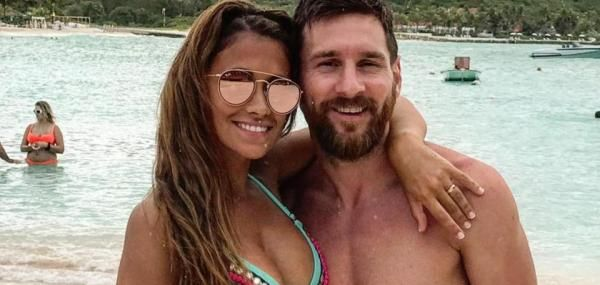 July 9 (UPI) — Lionel Messi's Barcelona teammate Luis Suarez joined him this weekend on his honeymoon with Antonella Roccuzzo. Messi and Roccuzzo were married last week in a lavish ceremony at the City Center in Rosario, Santa Fe in Argentina. Suarez and a slew of other soccer... - #Family, #Joins, #Lionel, #Luis, #Messi, #Soccer, #Star, #Suarez, #TopStories