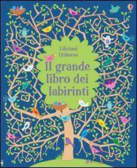 Il grande libro dei labirinti. Giochi e passatempi: Amazon.it: Kirsteen Robson, Ruth Russell, D. Prosperi: Libri