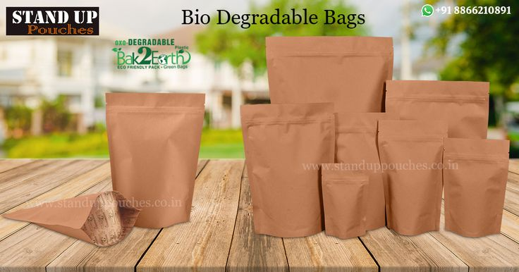 """The materials used in the production of """"#Back2earth"""" bags have been tested and re 
