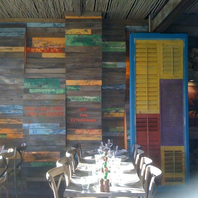 Braza Restaurant SYDNEY