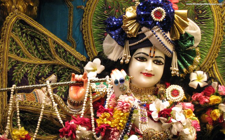 Lord Krishna ISKCON Wallpapers And Images Download