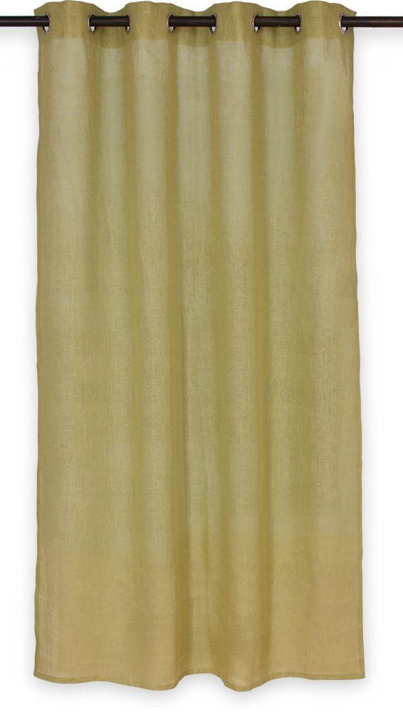 eyelets curtain, linen #curtain #linen #eyelets