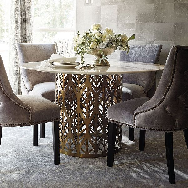 barclay tufted dining chairs set of two dining chair