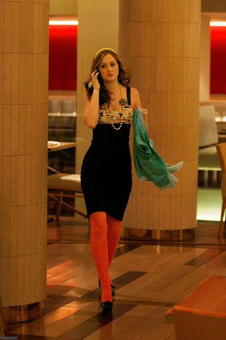 #blair #waldorf #queen #gg #leighton #diva #gossip #girl #season #two #2x25 #TheGoodbyeGossipGirl