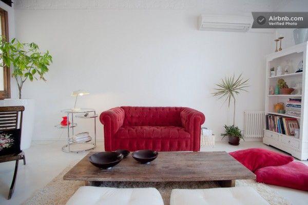 Spain Modern Living Room