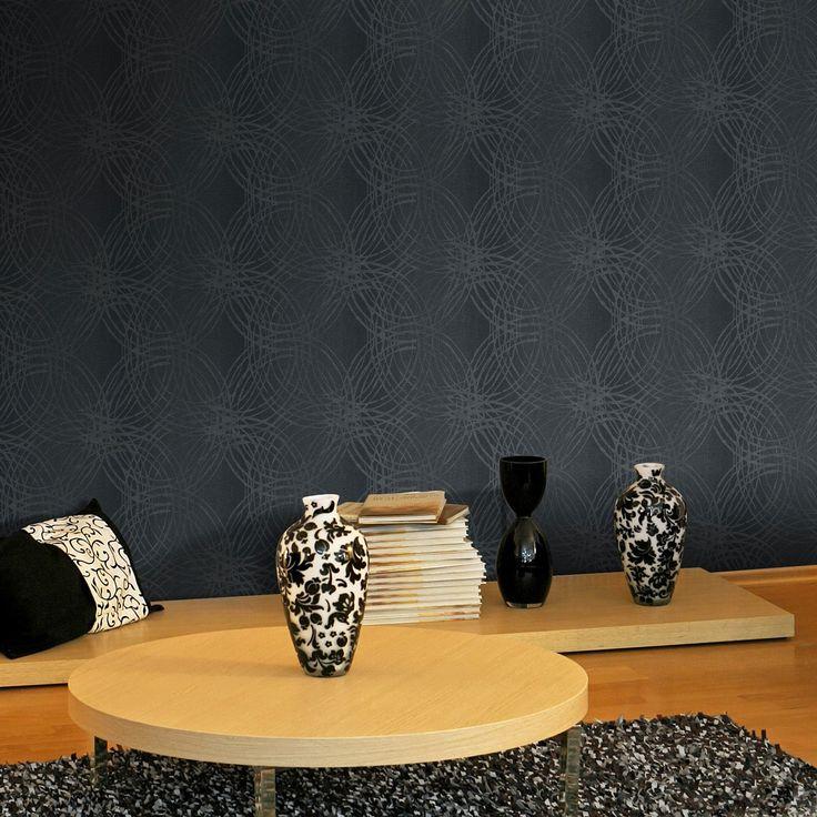 Matière du papier peint:Expansé                                                                                                                                           Support du papier peint:Intissé                                                                                                                                           Aspect du papier peint:Relief                  ...