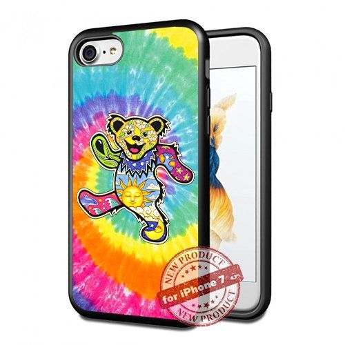 Tie Dye Hippie Bear Music Design iPhone 7 Case Black TPU ... https://www.amazon.com/dp/B0743GKYJ6/ref=cm_sw_r_pi_dp_x_GV3GzbBBJR6DY