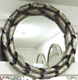 Reflect Mirrors Brisbane | Round Mirror | Metal Mirror | Wall Mirror