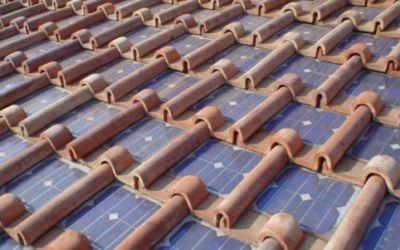 Tegole fotovoltaiche: eccovi tutte le caratteristiche, i vantaggi ed i lati negativi dei tetti realizzati con tegole fotovoltaiche e coppi fotovoltaici.