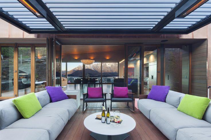 Cosy & stylish outdoor area