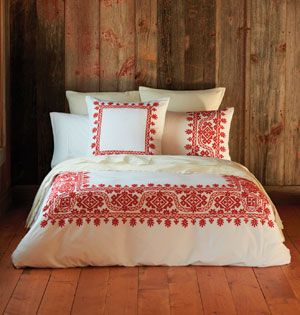 Find This Pin And More On Swedish Coyuchi Aari Duvet Cover