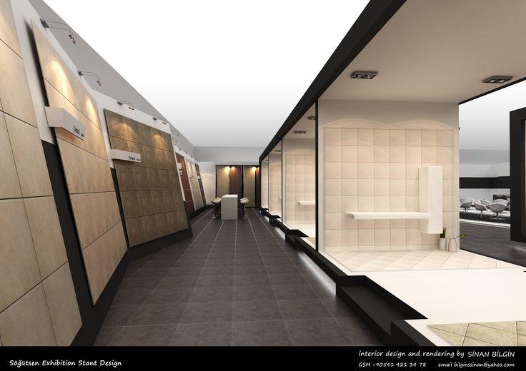 Söğütsen Seramik Exhibition Stant