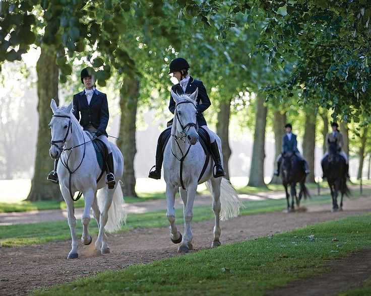Horse riding in Hyde Park - Explore one of the Royal Parks ...