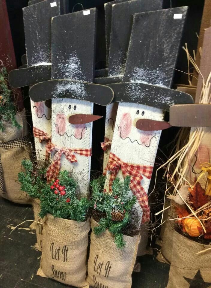 rustic christmas craft ideas 1000 images about on wooden snowmen 5349