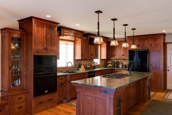 Kitchen Cabinet Styles, Oak Kitchen Cabinet