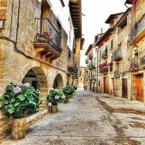 La Fresneda (Teruel).