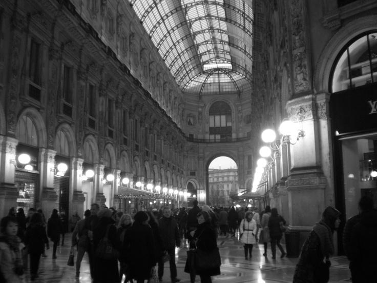 1st Jan. 2013, Milano, Galleria Vittorio Emanuele