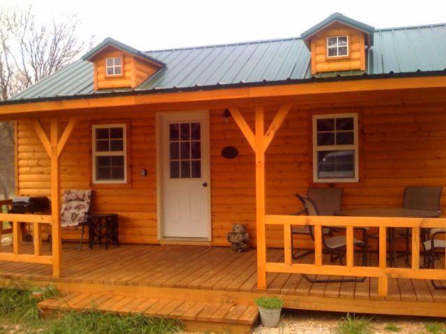 Turner Falls Cabins | Horseshoe Springs Cabins