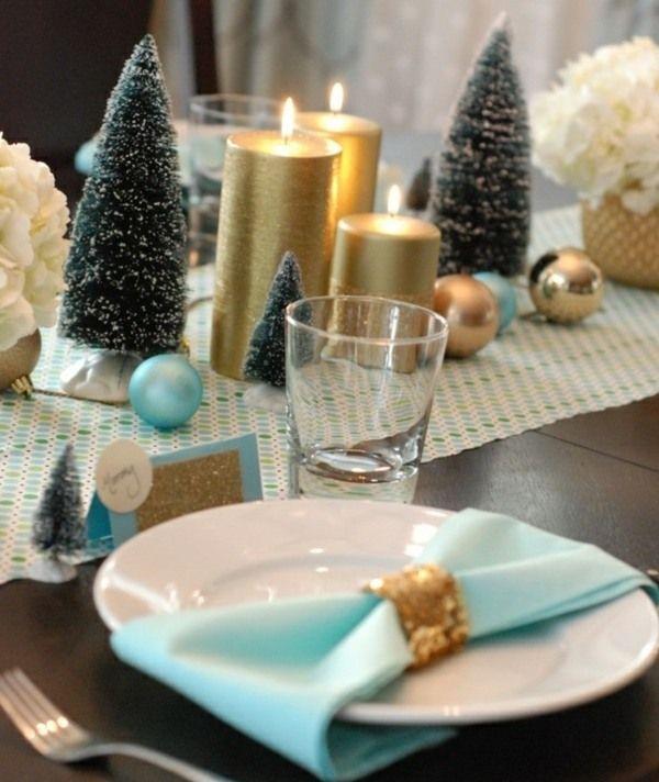 Tischdeko weihnachten servietten  150 besten Tischdekoration Weihnachten Bilder auf Pinterest ...