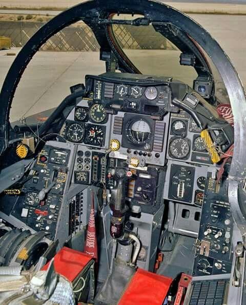F-14 cockpit