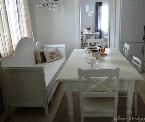 vanha keittiö | Vanhat huonekalut -blogi
