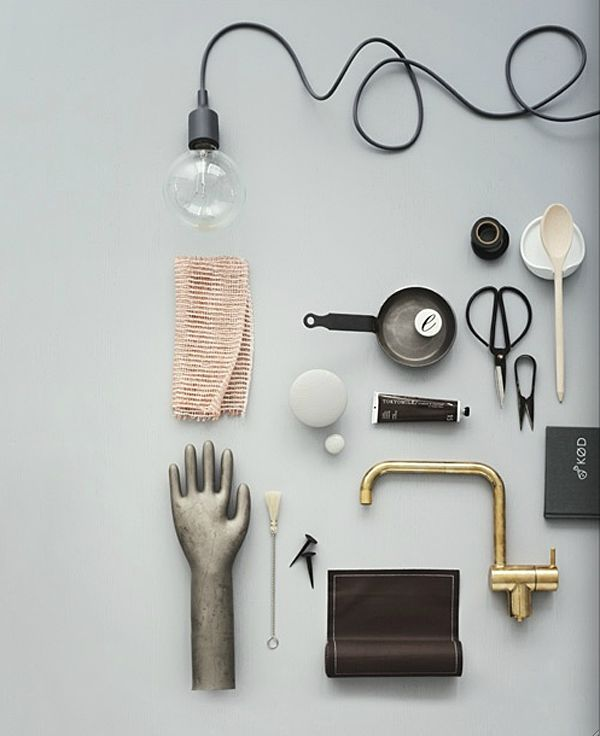 a collection of handsome objects
