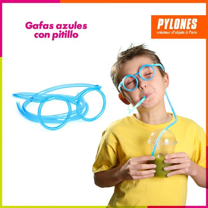 Gafas con pitillo #DíaDelNiño #FelizDíadelNiño @pylonesco