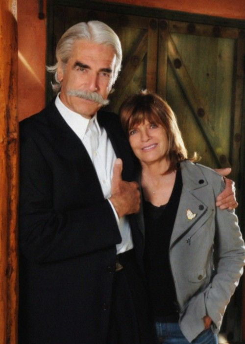 Katharine Ross Sam Elliott Sam Katharine Sam Elliot