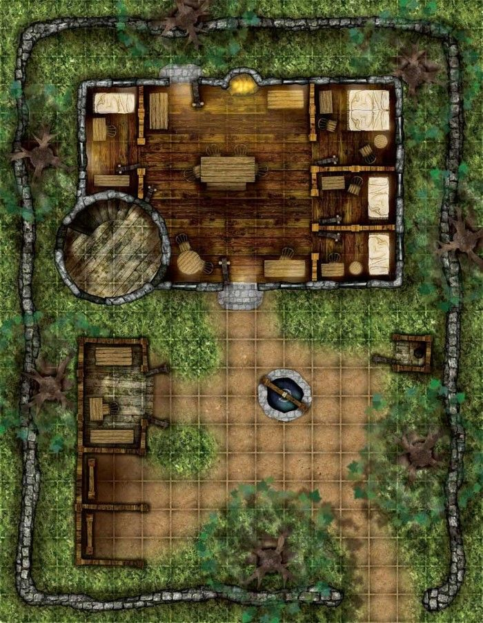 High Quality Roleplaying Maps for general gaming