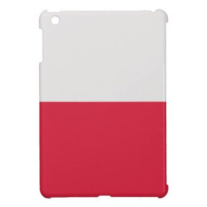 #Low Cost! Poland Flag iPad Mini Case - #travel #electronics