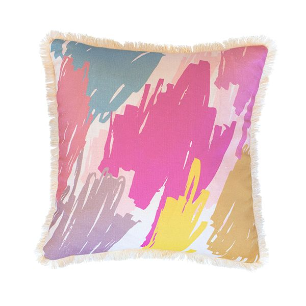 This 'Beautiful Mess' Cushion is all sorts of lovely. Extra special care has been taken during the production of this Limited Edition piece. Designed and made in Australia. Designed by Natala Stuetz in Brisbane, Australia. © 2014 Ma and Grandy http://www.maandgrandy.com/