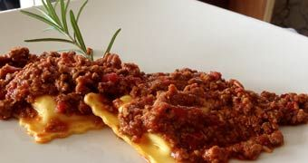 Ravioli di Cinghiale - A taste of the #Maremma #Tuscany | Experiences by ItalyTraveller.com