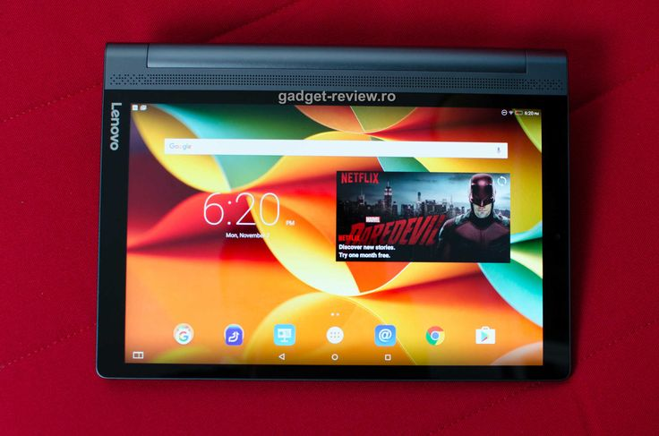 Lenovo Yoga Tab 3 - tableta de 10 inch cu proiector integrat . Față de alte tablete, ce sunt realizate pentru a fi portabile, Lenovo se concentrează pe inovație atunci când vine vorba de Yoga Tab 3 Pro. https://www.gadget-review.ro/lenovo-yoga-tab-3/