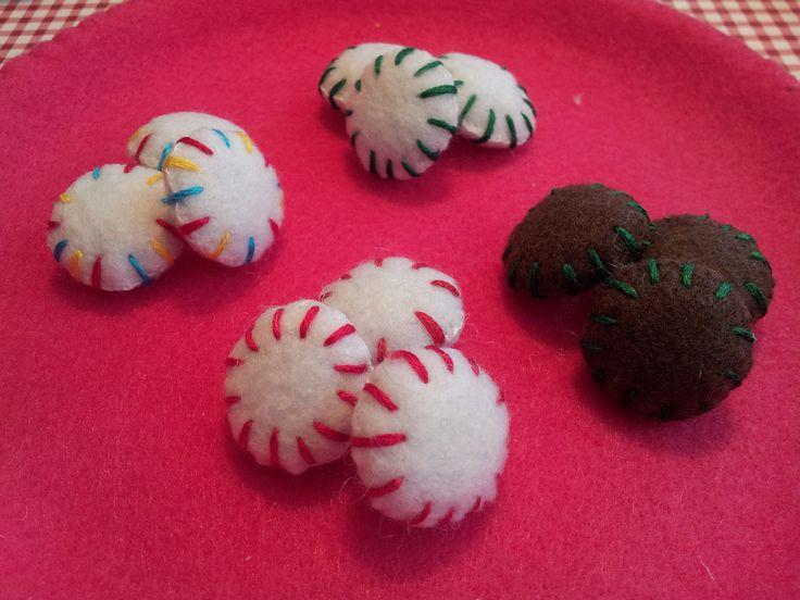 Felt Mint Candies   Flickr - Photo Sharing!