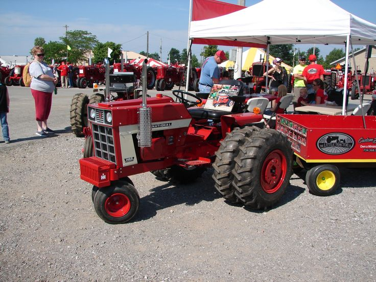 The Little Tractor Company
