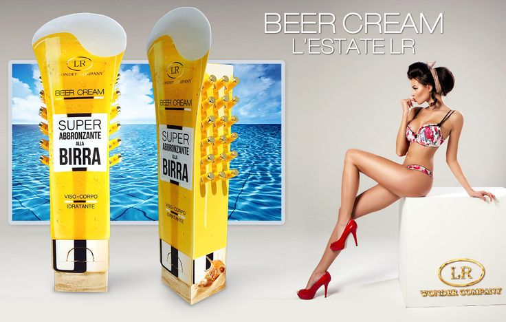 Beer Cream Maxi Expo!