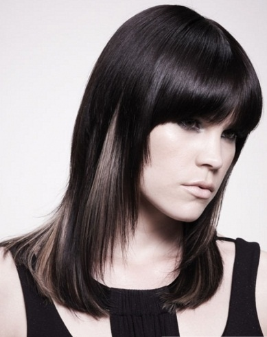 7 best for my hair images on pinterest hairstyle short hair and black hair and blonde highlights 2014 pmusecretfo Gallery