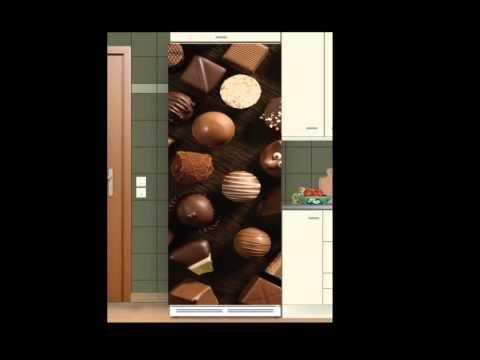 Video | Αυτοκόλλητα ψυγείου