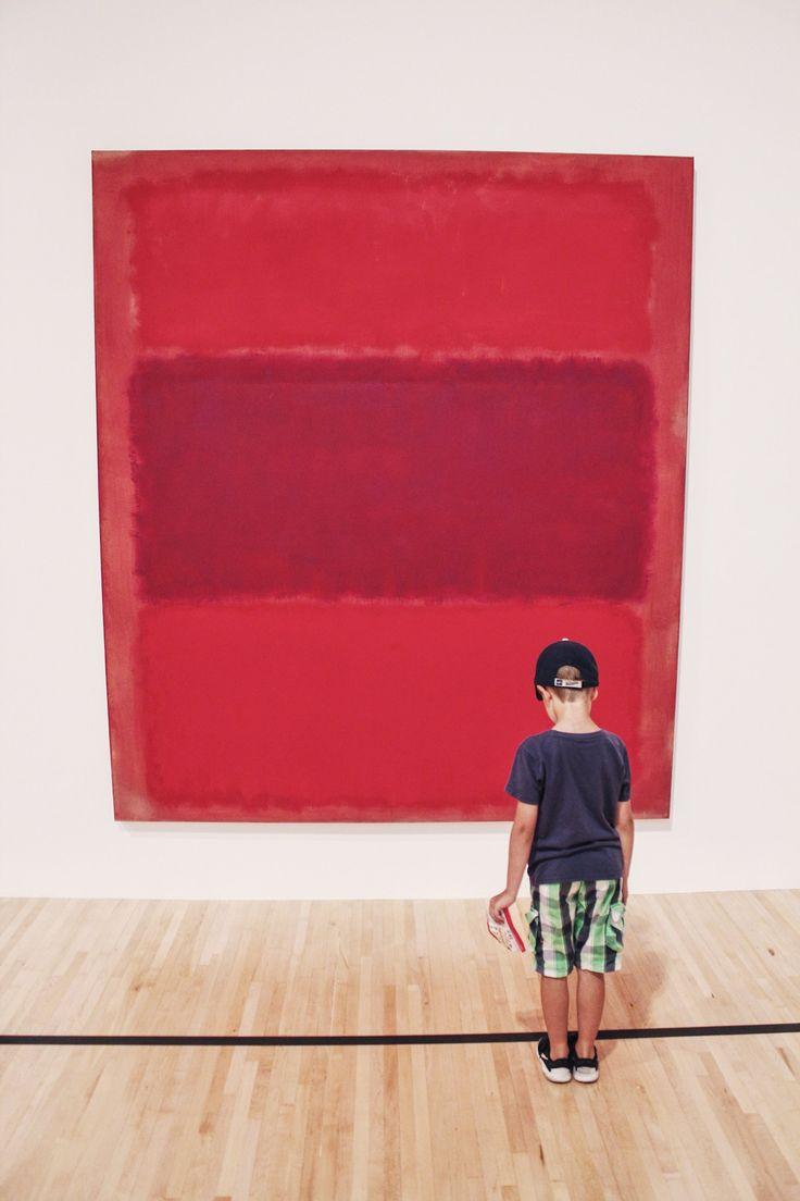 USA, Los Angeles, Muzeum MOCA