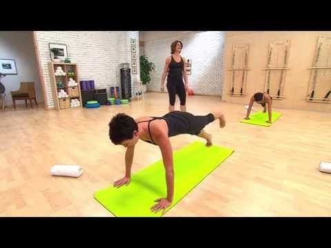 STOTT PILATES – Intense Body Blast: Pilates Interval Training, Level 3 - YouTube