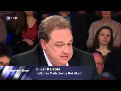 Oliver Kalkofe klartext zu Merkel/Erdogan und Böhmermanns Schmähgedicht - YouTube